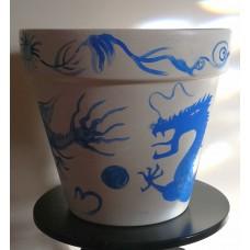 """Pottery & Planter 11.5"""""""