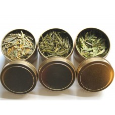 Tea Tin Packaging - 4 oz