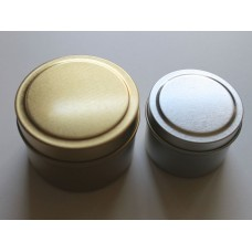 Tea Tin Packaging - 2 oz