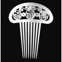 Hairpin Comb Oriental