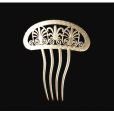 Hairpin with Greek Motifs