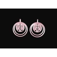 Earrings of Double Happiness