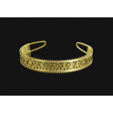 Hairband with Greek Motifs