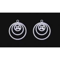 Earrings of Dogwood