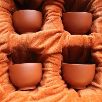 Yixing Gongfu Teacup Set 1